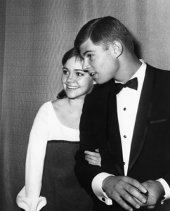 Sally Field with first husband Steven Craig at the Grammy Awards1968© 1978 Joe Shere - Image 0603_0065
