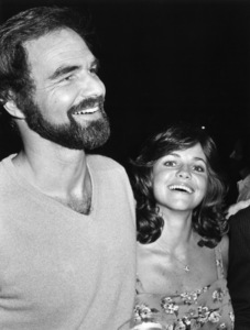 "Sally Field and Burt Reynolds at ""The End"" partyJuly 1977© 1978 Gunther - Image 0603_0106"