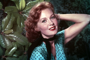 Rhonda Fleming1950 © 1978 Paul Hesse - Image 0606_0328