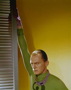 "Frank Gorshin as the Riddler in ""Batman""circa 1967Photo by Gabi Rona - Image 0611_0004"