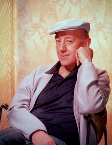Alec GuinnessCirca 1960MPTV - Image 0613_0059