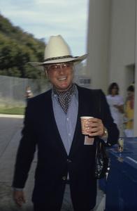 Larry Hagman circa 1990s© 1990 Gary Lewis - Image 0615_0040