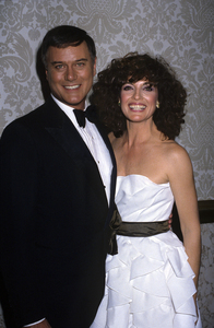 Larry Hagman and Linda Graycirca 1980s© 1980 Gary Lewis - Image 0615_0053