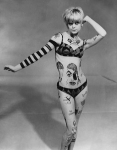 "Goldie Hawn""Rowan and Martin"