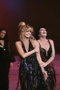 "Liza Minnelli and Goldie Hawn in the television special ""Goldie and Liza Together"" 1980 © 1980 Gunther - Image 0616_0055"