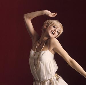 Goldie Hawn 1968 © 1978 Ken Whitmore