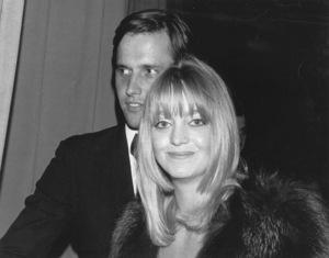 Goldie Hawn with Bruno Wintzell circa 1974 © 1978 Kim Maydole Lynch - Image 0616_0114
