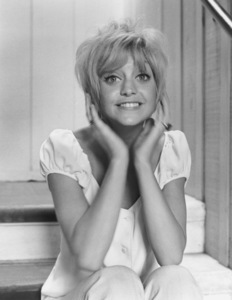 Goldie Hawn at homeJuly 8, 1968 © 1978 Gene Trindl - Image 0616_0116