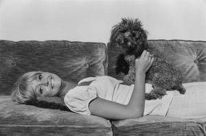 Goldie Hawn at homeJuly 8, 1968 © 1978 Gene Trindl  - Image 0616_0119