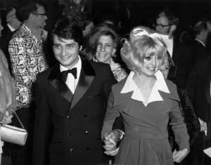Goldie Hawn with husband Gus Trikoniscirca 1970 - Image 0616_0128