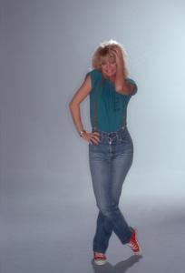 Goldie Hawn1981 © 1981 Mario Casilli  - Image 0616_0141