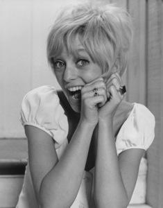 Goldie HawnAt Home 1968 © 1978 Gene Trindl - Image 0616_0143