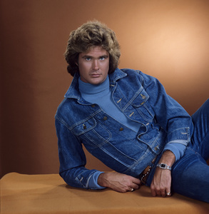 David Hasselhoff1979Photo by Gabi Rona - Image 0619_0016