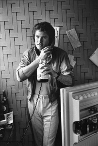 David Hasselhoff at home1983 © 1983 Gunther - Image 0619_0025