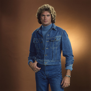 David Hasselhoff 1979 Photo by Gabi Rona - Image 0619_0042