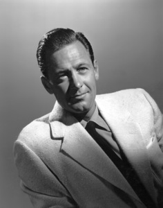 """William Holden in """"Born Yesterday""""1950 Columbia Photo by Cronenweth / **I.V. - Image 0623_0154"""