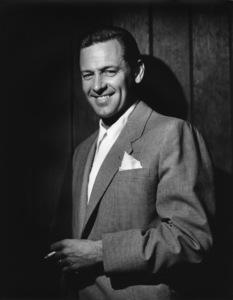 William Holdencirca 1950** I.V. - Image 0623_0180