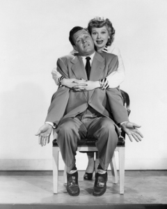 """""""Miss Grant Takes Richmond""""William Holden, Lucille Ball1949 Columbia Pictures** I.V./M.T. - Image 0623_0187"""
