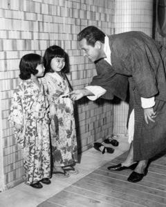 """""""The Bridges at Toko-Ri""""William Holden1954 Paramount Pictures** I.V./M.T. - Image 0623_0195"""
