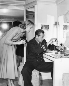 """""""The Bridges at Toko-Ri""""Grace Kelly, William Holden1954 Paramount Pictures** I.V./M.T. - Image 0623_0196"""