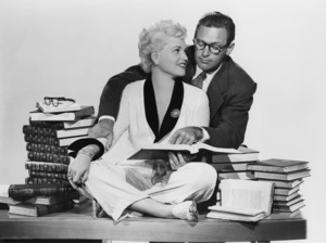 """""""Born Yesterday""""Judy Holliday, William Holden1950 Columbia Pictures** I.V./M.T. - Image 0623_0202"""