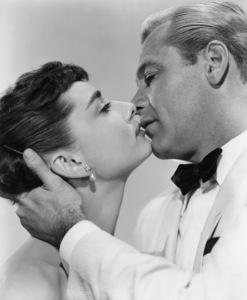 """""""Sabrina""""Audrey Hepburn, William Holden1954 Paramount Pictures** I.V./M.T. - Image 0623_0205"""