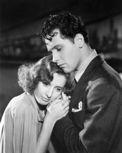 """""""Golden Boy""""Barbara Stanwyck, William Holden1939 Columbia Pictures** I.V./M.T. - Image 0623_0207"""