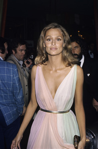 """Lauren Hutton at """"The 47th Annual Academy Awards""""1975 © 1978 Gary Lewis - Image 0627_0057"""