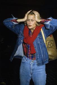Lauren Huttoncirca 1980s © 1980 Gary Lewis - Image 0627_0065