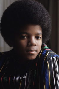 Michael Jackson 1971 Photo by Henry Diltz ** F.R. - Image 0628_0012
