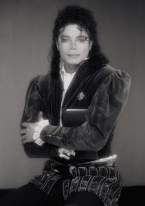 Michael Jackson1989 © 2009 Bobby Holland - Image 0628_0024