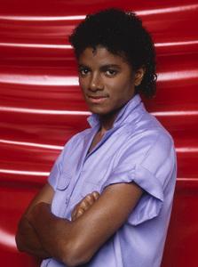 Michael Jackson 1980 © 2009 Bobby Holland - Image 0628_0028