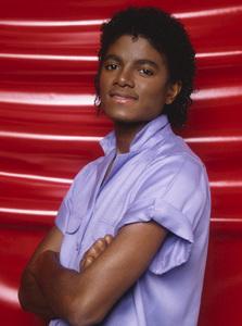Michael Jackson 1980 © 2009 Bobby Holland - Image 0628_0029