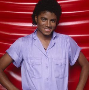 Michael Jackson 1980 © 2009 Bobby Holland - Image 0628_0030
