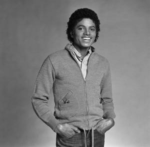 Michael Jackson1979 © 2009 Bobby Holland - Image 0628_0062