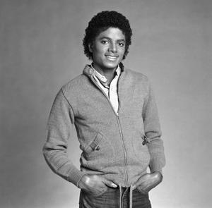 Michael Jackson1979 © 2009 Bobby Holland - Image 0628_0063
