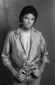 Michael Jackson 1980 © 2009 Bobby Holland - Image 0628_0064