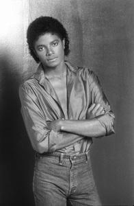 Michael Jackson 1980 © 2009 Bobby Holland - Image 0628_0065