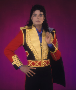 Michael Jackson 1989 © 2009 Bobby Holland - Image 0628_0071