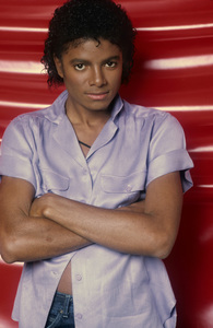 Michael Jackson1980 © 2009 Bobby Holland - Image 0628_0125