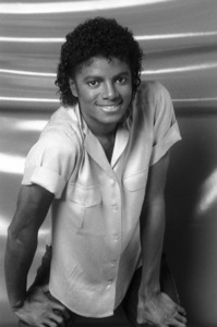 Michael Jackson 1980 © 2009 Bobby Holland - Image 0628_0128