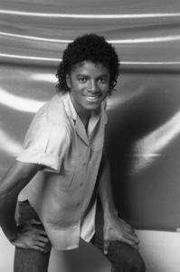 Michael Jackson 1980 © 2009 Bobby Holland - Image 0628_0131