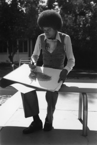 Michael Jackson1976 © 1978 Bobby Holland - Image 0628_0137