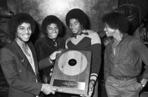 Marlon Jackson, Michael Jackson, Jackie Jackson and Randy Jackson (The Jacksons