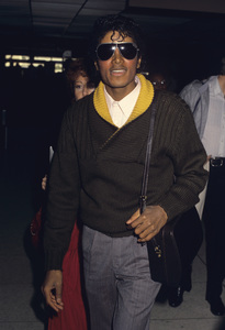 Michael Jacksoncirca 1980s© 1980 Gary Lewis - Image 0628_0181