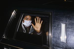 Michael Jacksoncirca 1980s© 1980 Gary Lewis - Image 0628_0184