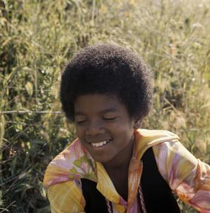 Michael Jackson1971© 1978 Paul Slaughter - Image 0628_0189