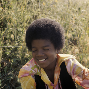 Michael Jackson1971© 1978 Paul Slaughter - Image 0628_0189