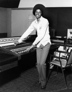 Michael Jackson1977© 1978 Bobby Holland - Image 0628_0194