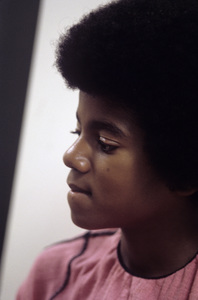 Michael Jackson 1971 Photo by Henry Diltz ** F.R. - Image 0628_0205